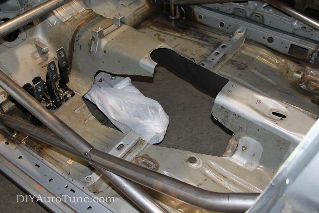 Fox Body Through Floor Subframe Connectors Benny S 408 Ls