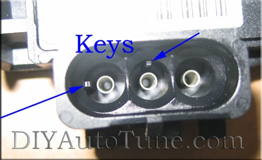 Keying of GM 3 Bar Map Sensor