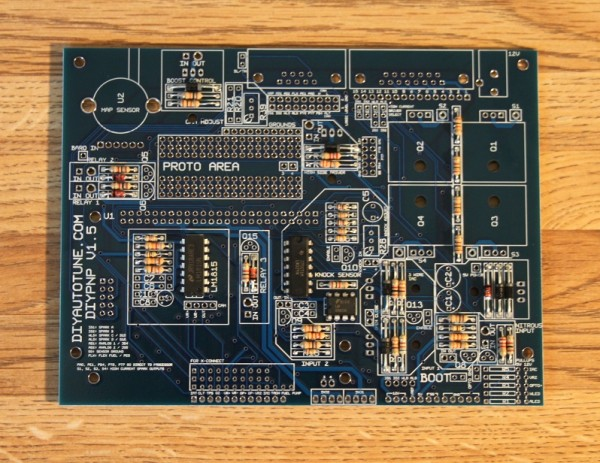 Assembling DIY PNP v1.5 Main Assembly Board