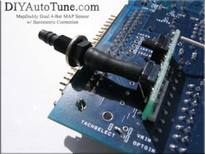 DIYAutoTune.com MapDaddy 4 Bar Map Sensor 3