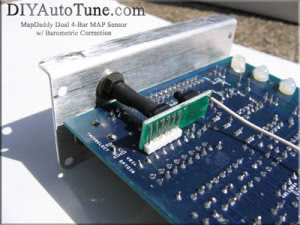 DIYAutoTune.com MapDaddy 4 Bar Map Sensor 4