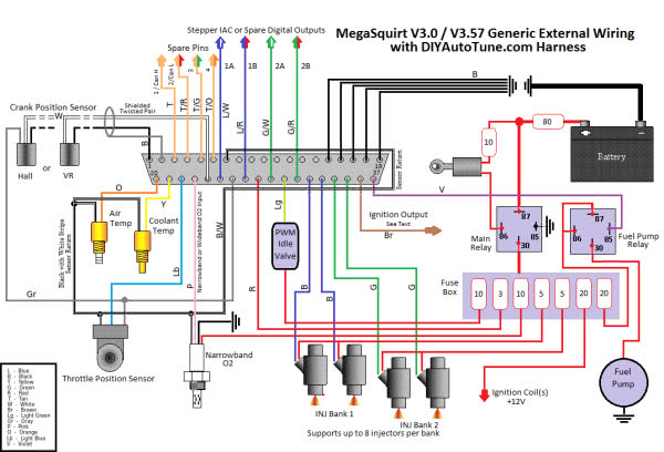 ford ignition module wiring diagram images ford ignition ford tfi wiring diagram module amp engine