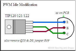 TIP12x on a PCB3.0 pcbv3 pwm iac valve control (tip120) 'mod kit' 1998 GM 3800 Engine Schematics at bakdesigns.co