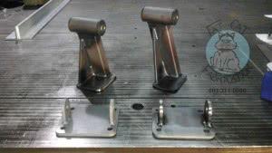 S13 240sx 2JZ Motor Mounts