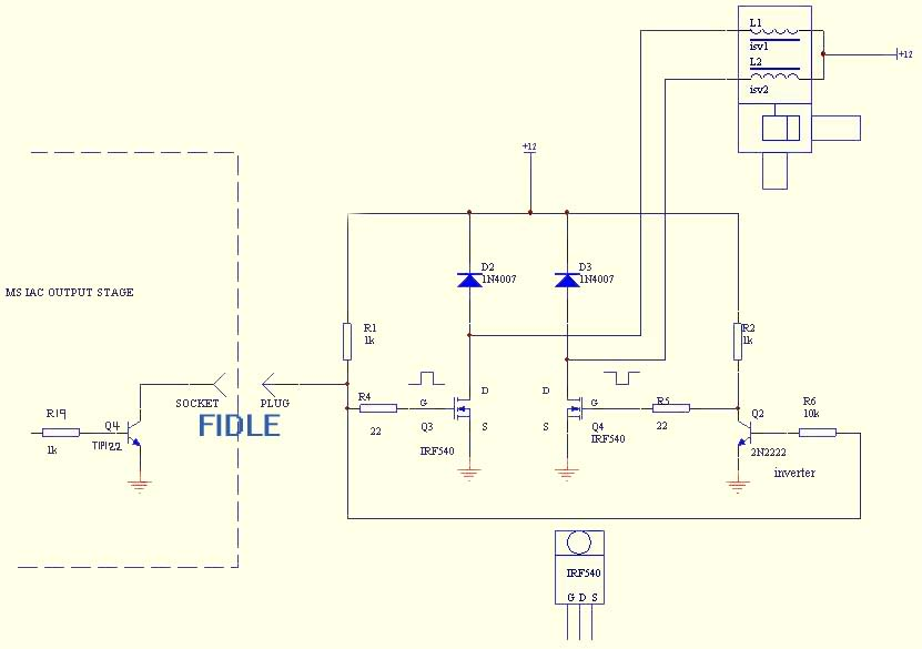 hacking the zeal engineering daughterboard to drive a wire iac alternate 3 wire iac diagram