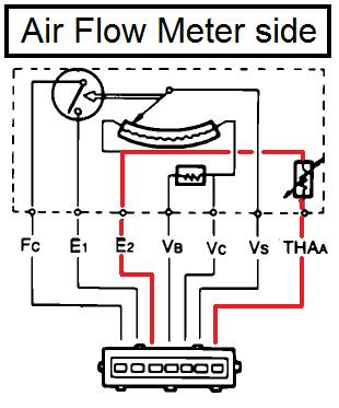 91_mx6_diypnp_iat_01 diypnp documentation for 1990 1992 ford probe diyautotune com ford probe wiring diagrams for free at n-0.co