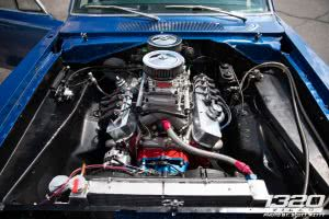 Clark Lamb's MS3X Controlled 1968 Plymouth Barracuda