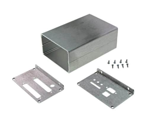 MegaSquirt ECU Kit Aluminum Case with Endplates