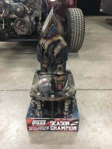 Horsepower Wars Trophy