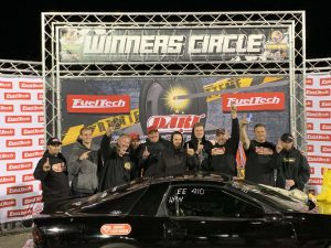 Horsepower Wars Winners Circle