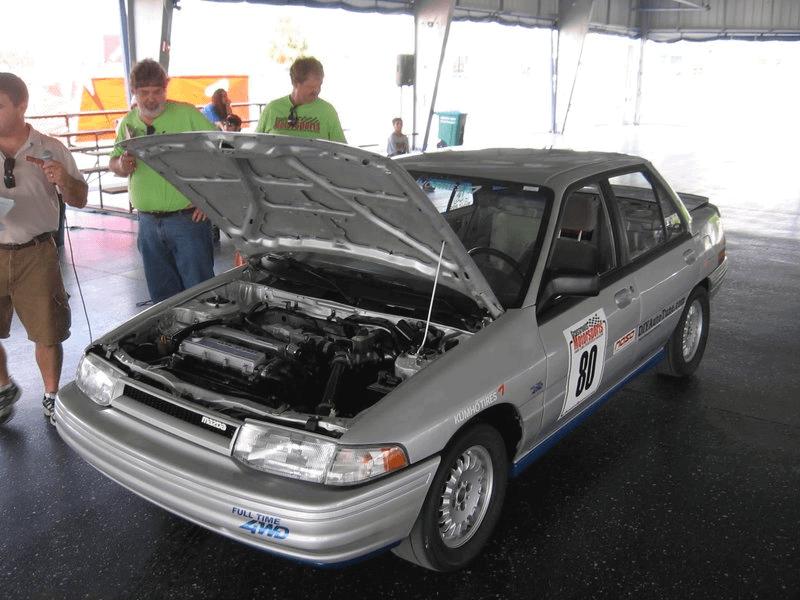 AWD Mercury Tracer