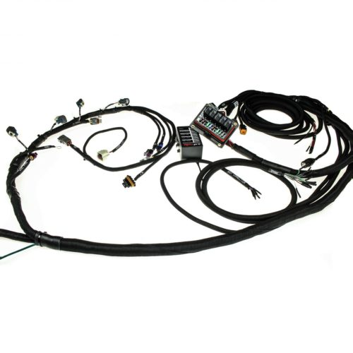 Ms3pro Drop On 58x Ls Plug And Play Harness With Ecu