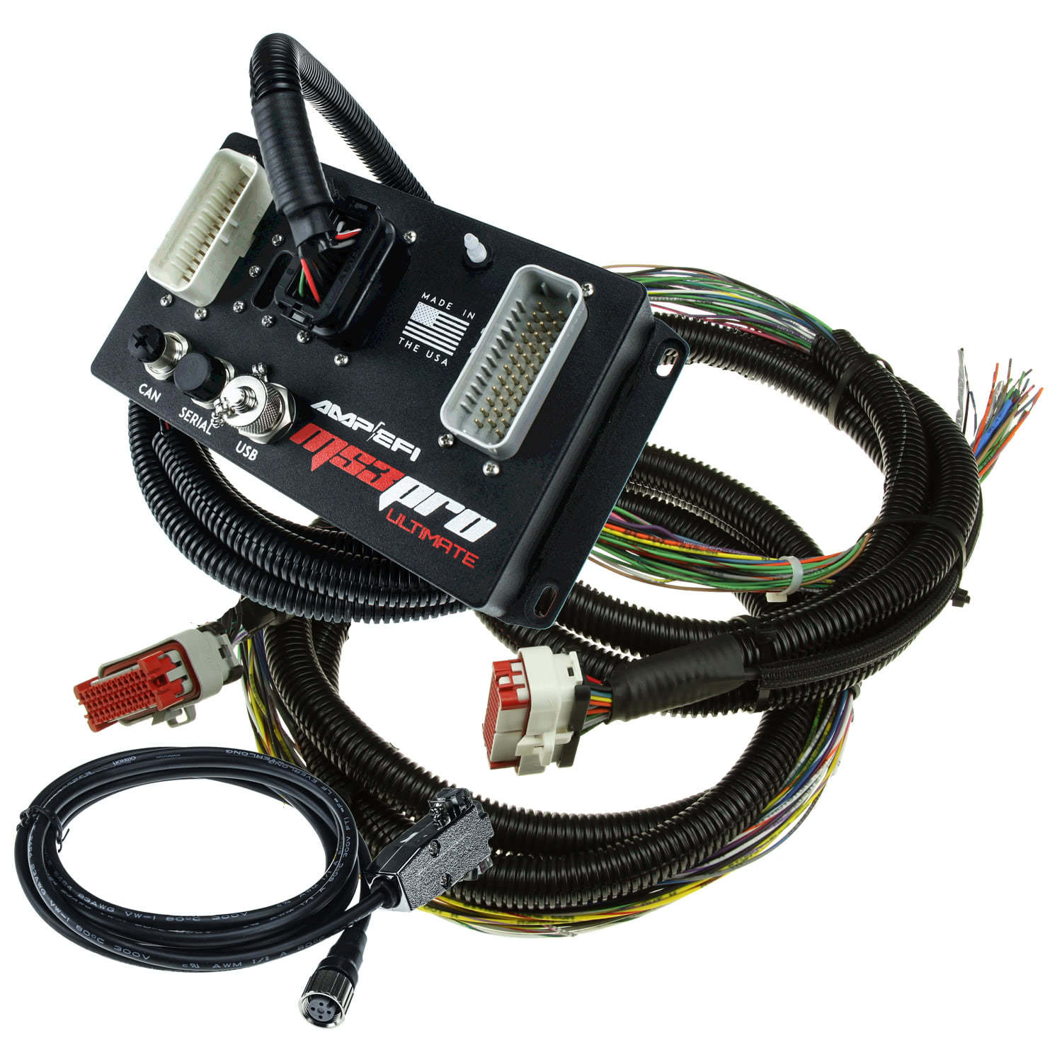 MS3Pro ULTIMATE with Universal Wire Harness