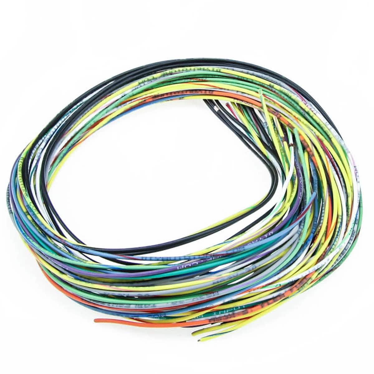 23 Megasquirt Wiring Bundle For Ms3x Automotive Harness Labels