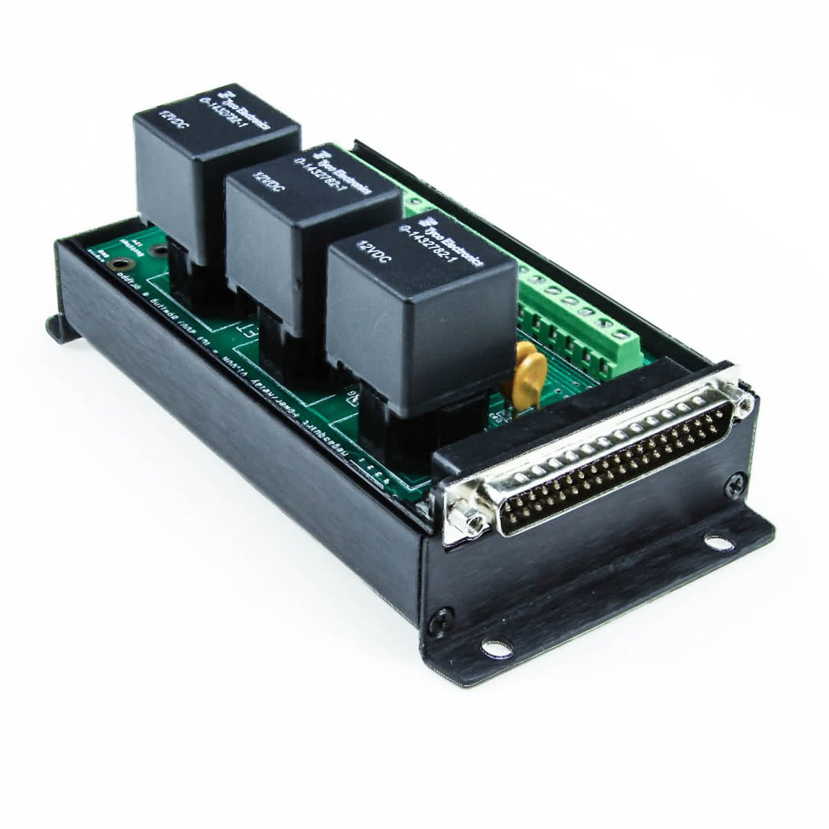 MegaSquirt Relay Board - Assembled Unit