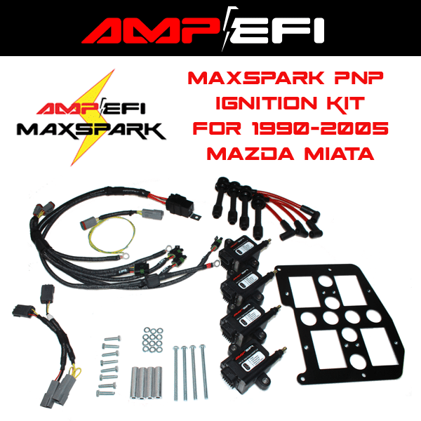MaxSpark PNP Ignition System for Miatas