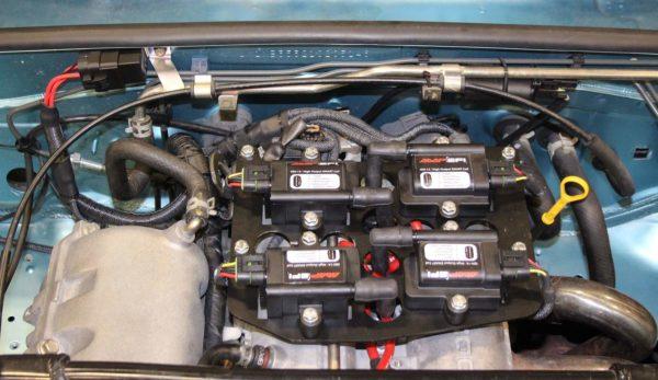 MaxSpark PNP Ignition Installed on 2001 Mazda Miata