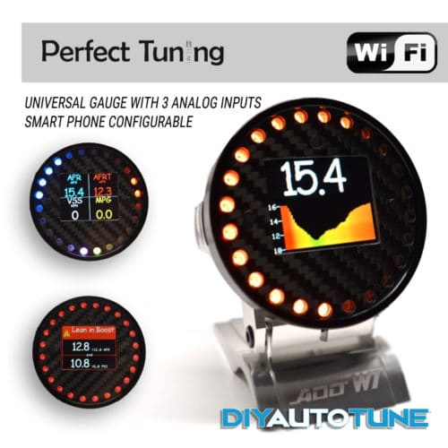Perfect Tuning Universal Gauge MS3Pro, MS3, MS2