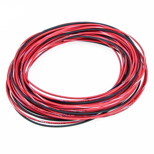 and Ground 14 Gauge Wire Bundle