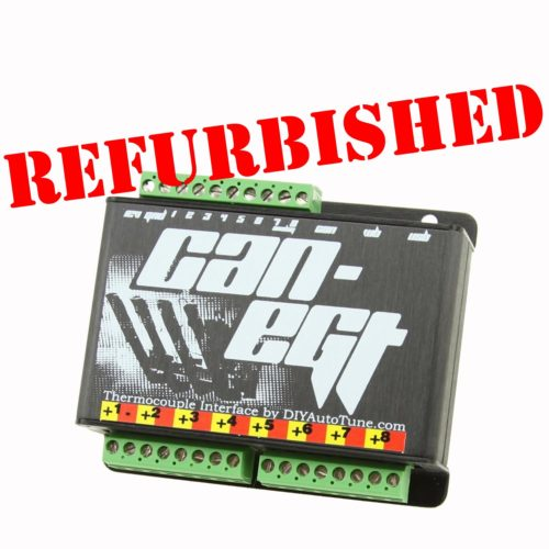 Refurbished CANEGT 8 channel EGT interface