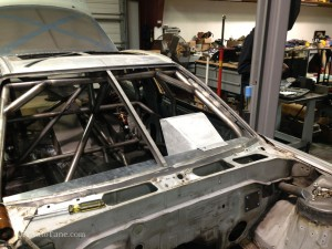 DIY Land Speed 240sx Chassis