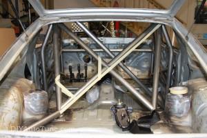 DIYAutoTune Land Speed 240sx Engine Test Fit