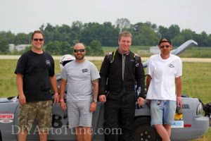 DIYAutoTune.com Land Speed Racing Crew