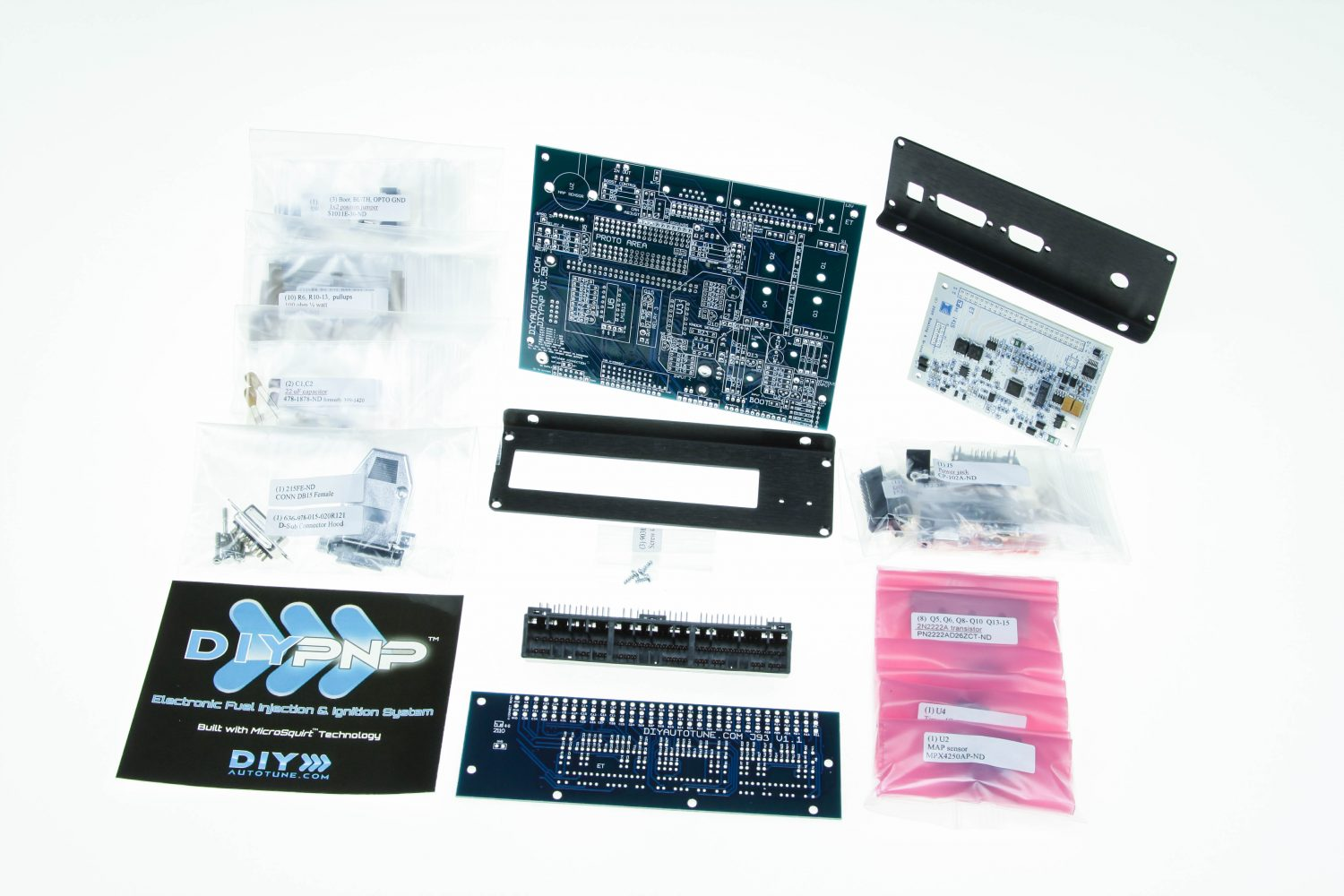 DIYPNP JAE 93 Pin Unassembled Kit