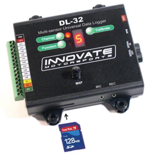 Innovate Motorsports DL32 Datalogger and Sensor Controller - 3782