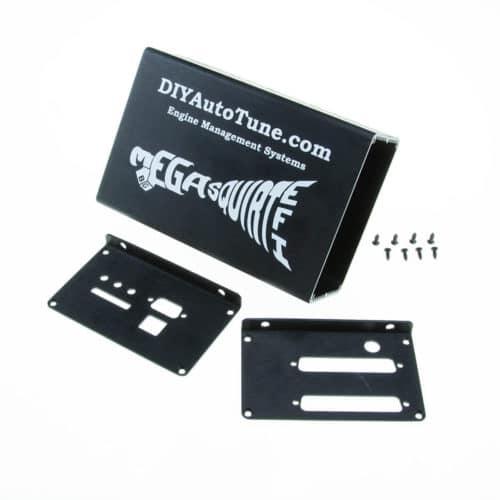 MegaSquirt-III V3.0 Black Anodized Case