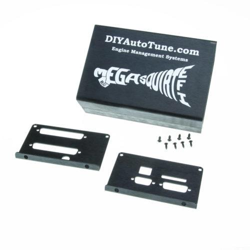 MegaSquirt-III V3.57 Black Anodized Case