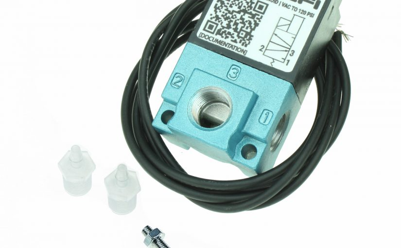 EBC Electronic Boost Control Solenoid Mac Valve Kit with