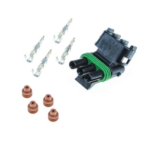 MAP – GM 3 Bar MAP Sensor Uncrimped Connector