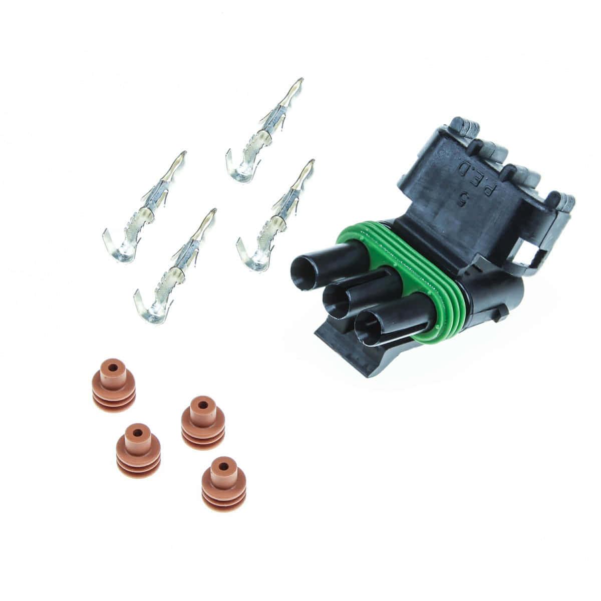 Ls1 Crank Position Sensor: MAP/MAF Sensor Connector MegaSquirt Wiring