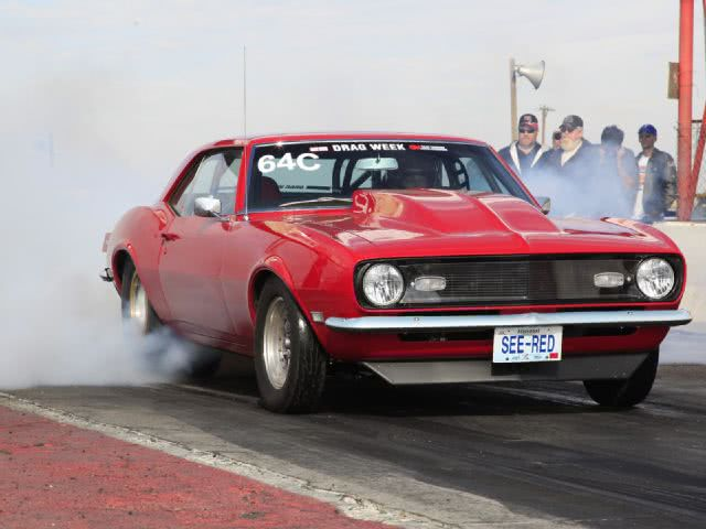 James McEntire 2011 Drag Week
