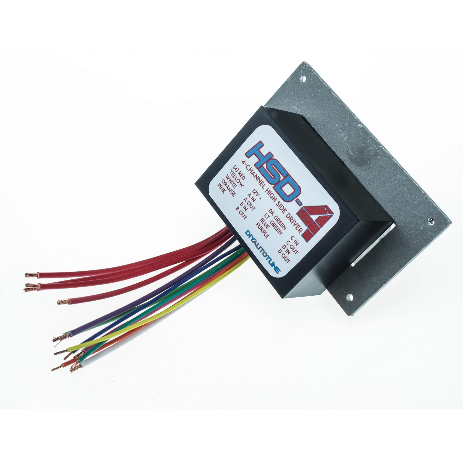 Hsd 4 High Side Driver Module Shop Talk Forum Solid State Relay Do You Have A Bunch Of Solenoids That Need 12 V Power And To Be Switched Faster Than Normal Could Handle This With Bank
