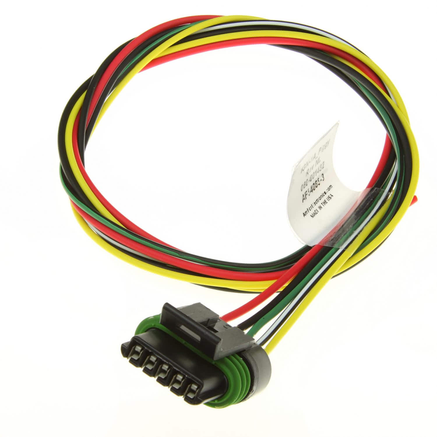 Ign1a Smart Coil 19a Igbt 250hp Per Cylinder With Long Spark Duration 7mge Wiring Harness Electrical