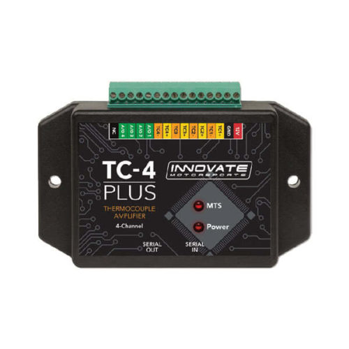 Innovate TC-4 Plus, 4 Channel Thermocouple Interface - 3915