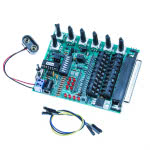 JimStim 1.5 MegaSquirt Stimulator with Wheel Simulator – Assembled