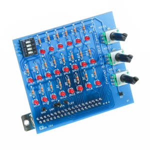 JimStimX Expansion Board - Assembled