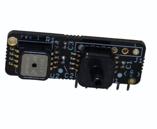 DIYAutoTune MAPDaddy 4-bar MAP Pressure Sensor with Barometric Pressure Sensor PCB