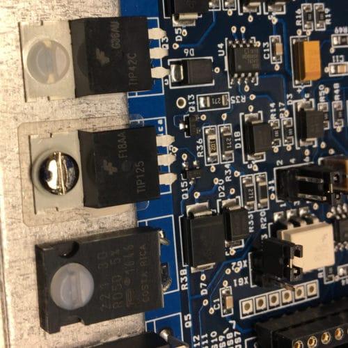 TO-220 Mica insulator kit