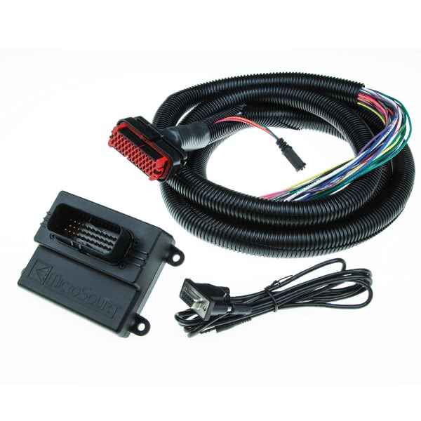 The versatile Micro with 8 foot harness- Version 3.0 ECU on