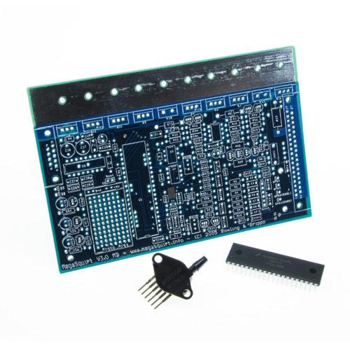PKIT - MegaSquirt-I PCBv3.0 Partial Kit