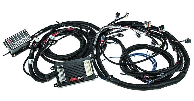 MS3-Pro Drop On 24x LS Plug and Play Harness