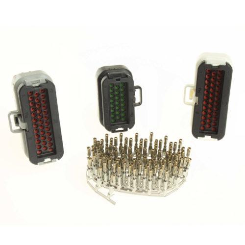 MS3Pro ULTIMATE Uncrimped AMPSEAL Connectors