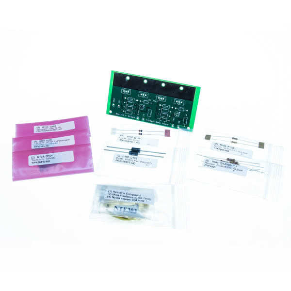 MegaSquirt Flyback Board Kit (for PCBv2.2 ECUs)
