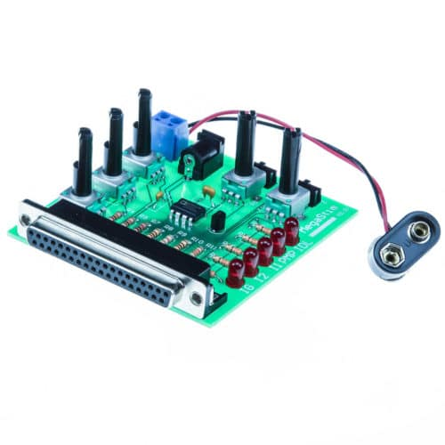 MegaSquirt Stimulator v2.2 - Assembled Unit