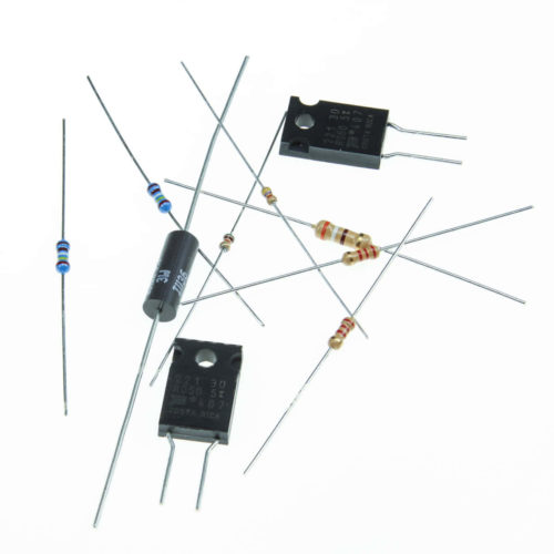 Resistor Replacement 1 - Pack 13FR010-ND