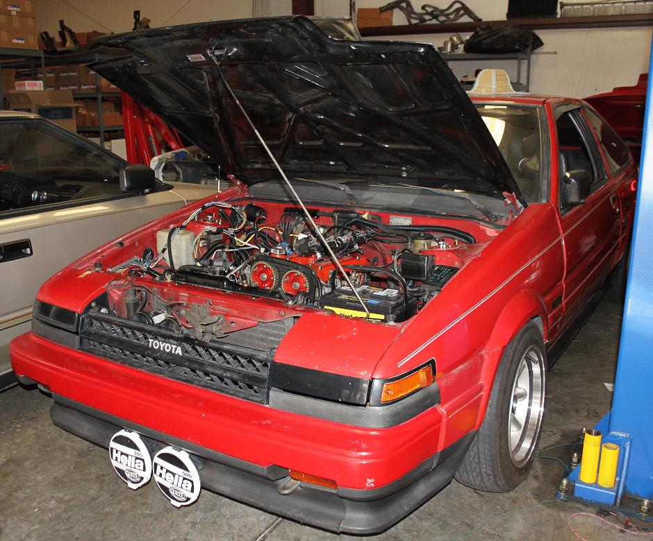 Corolla GTS